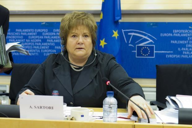 Amalia Sartori Amalia SARTORI MEP EPP Group in the European Parliament