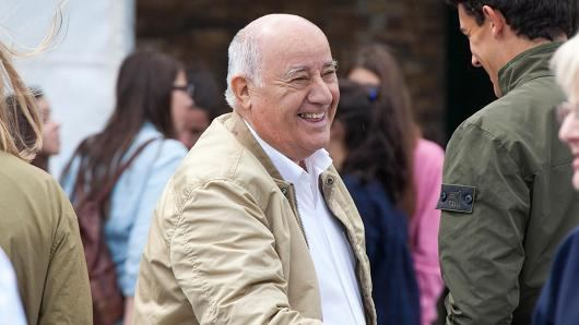 Amancio Ortega 5 secrets for success from Zara billionaire Amancio Ortega