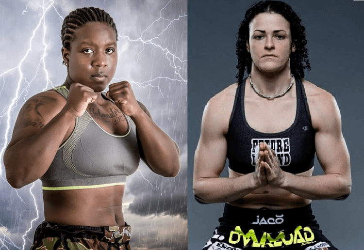 Amanda Bell Gabrielle Holloway VS Amanda Bell set for February 4th in a pivotal