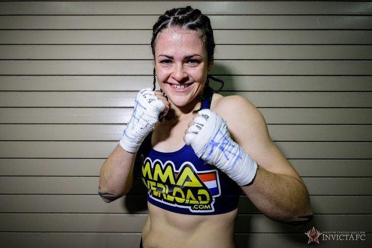 Amanda Bell Invicta FC 9 Amanda Bell Post Fight Interview YouTube