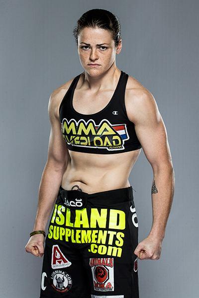 Amanda Bell Invicta Fighting Championships Amanda Bell