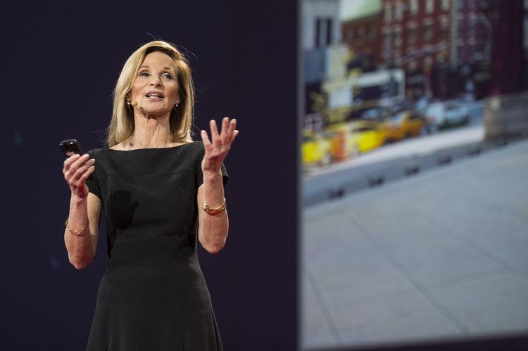 Amanda Burden Public spaces have power Amanda Burden at TED2014 TED Blog
