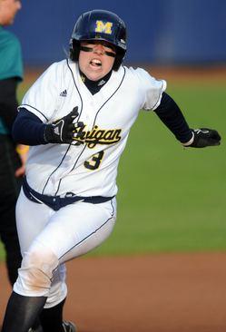 Amanda Chidester A consistent Amanda Chidester leads Michigan softball team into NCAA