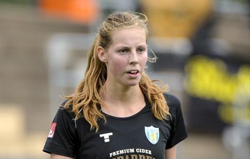 Amanda Edgren wwwdamfotbollcomsitesdamfotbollcomfilesimag