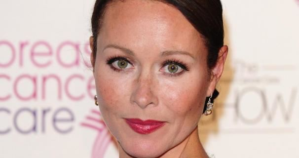 Amanda Mealing Casualty39s Amanda Mealing 39I get the best oneliners