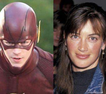 Amanda Pays Amanda Pays Reprises Original 39The Flash39 Role in CW39s Reboot