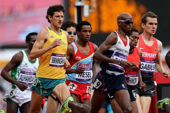 Amanuel Mesel Amanuel Mesel Photos Photos Olympics Day 12 Athletics Zimbio