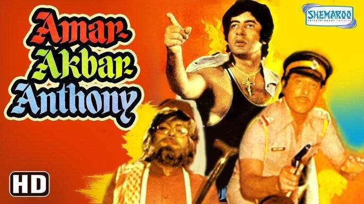 Amar Akbar Anthony Amar Akbar Anthony HD Amitabh Bachchan Rishi Kapoor Vinod