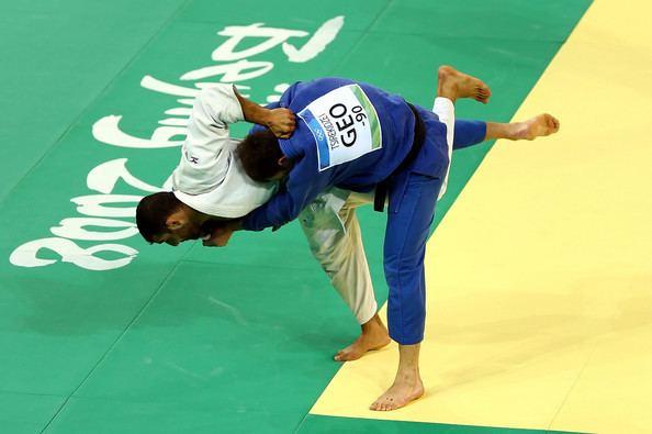Amar Benikhlef Amar Benikhlef Pictures Olympics Day 5 Judo Zimbio