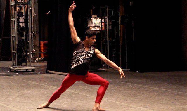 Amar Ramasar VIDEO New York City Ballet39s Amar Ramasar BLOUIN ARTINFO