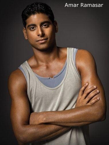 Amar Ramasar Amar Ramasar Sexier than Channing Tatum and Adam Levine