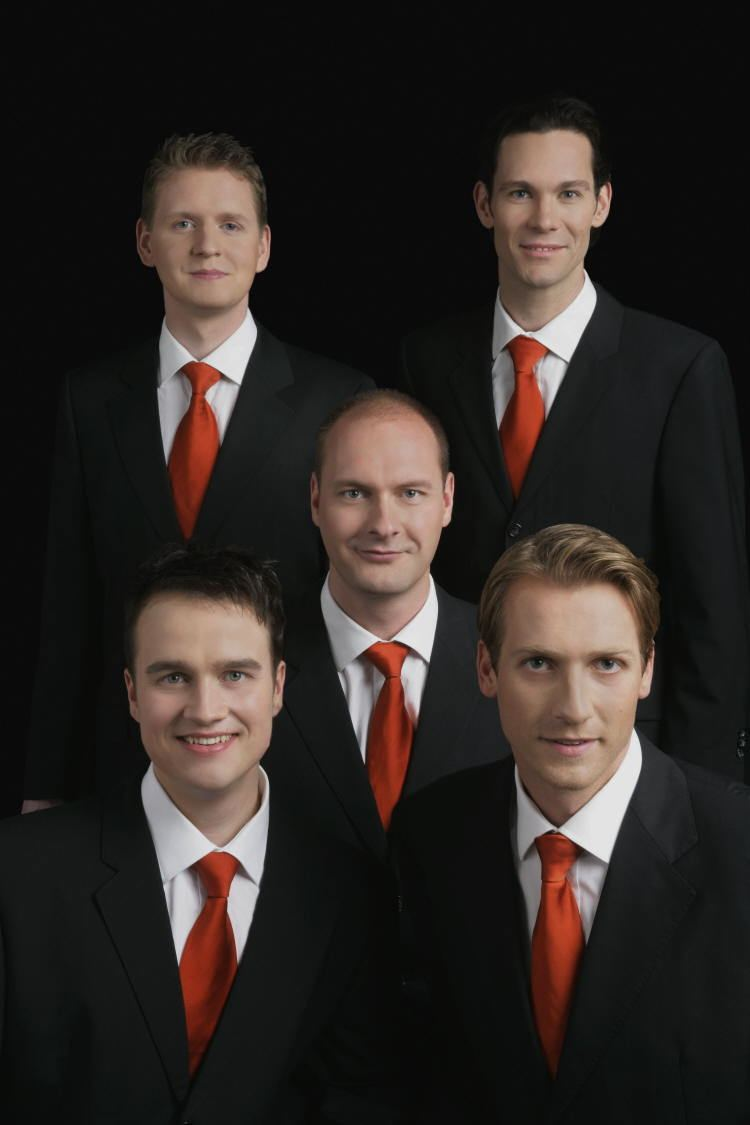 Amarcord (ensemble) Ensemble Amarcord Vocal Ensemble Short History