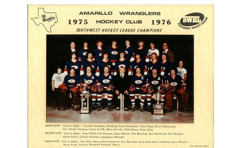 Amarillo Wranglers (1975–1977)