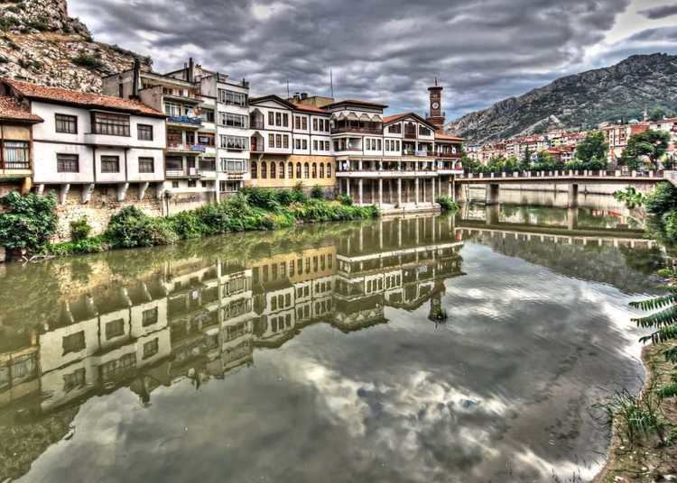 Amasya Beautiful Landscapes of Amasya