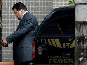 Amaury Ribeiro Jr. G1 Erenice Guerra e Amaury Ribeiro Jr prestam depoimento na PF