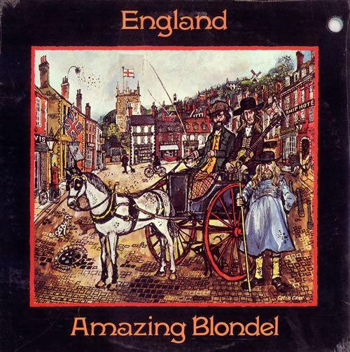 Amazing Blondel The Amazing Blondel England Sealed US vinyl LP album LP record