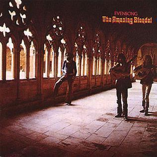 Amazing Blondel Evensong album Wikipedia