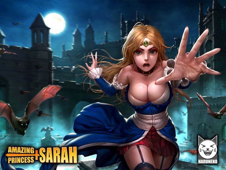 Amazing Princess Sarah Amazing Princess Sarah Game Review Jellyfish Station