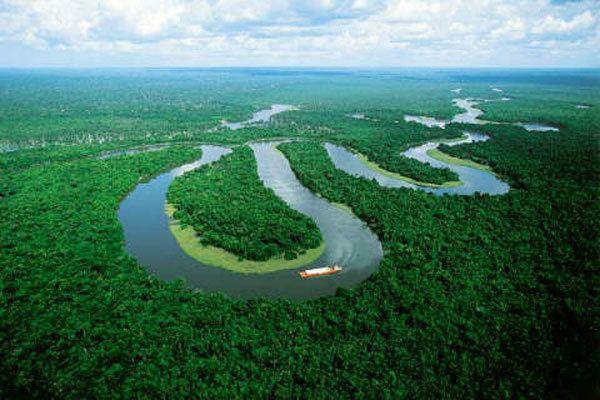 Amazon basin Amazing AMAZON Basin