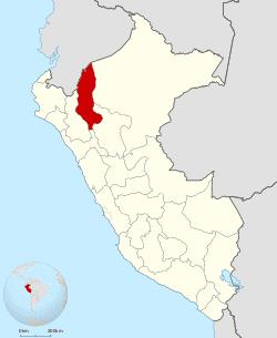 Amazonas Region Wikipedia
