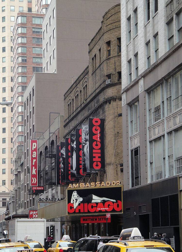 Ambassador Theatre (New York City)