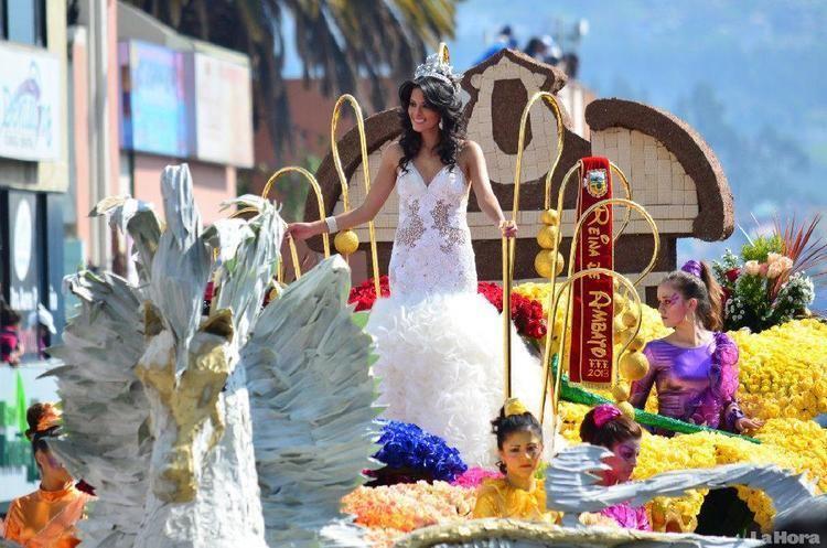 Ambato, Ecuador Festival of Ambato, Ecuador
