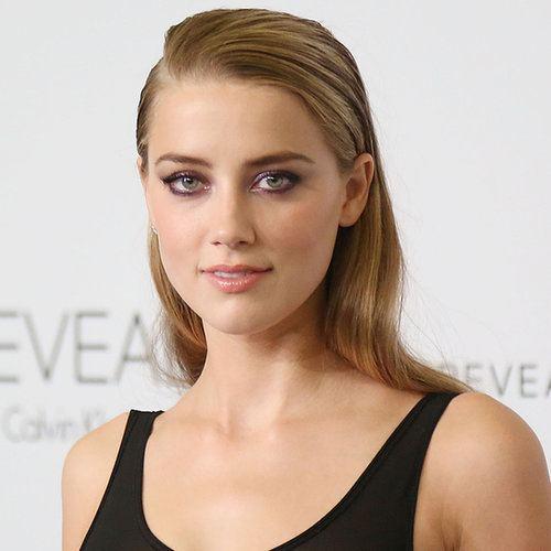 Amber Heard Amber Heard POPSUGAR Entertainment