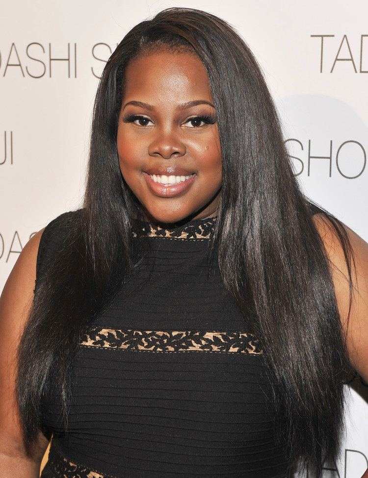 Amber Riley Glee39s Amber Riley To Star In UP Premiere Movie 39My One