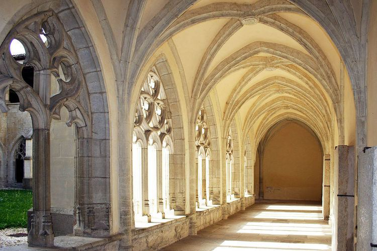 Ambronay Abbey