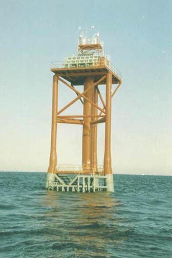 Ambrose Light Foghorn Publishing Lighthouse Explorer Database Ambrose