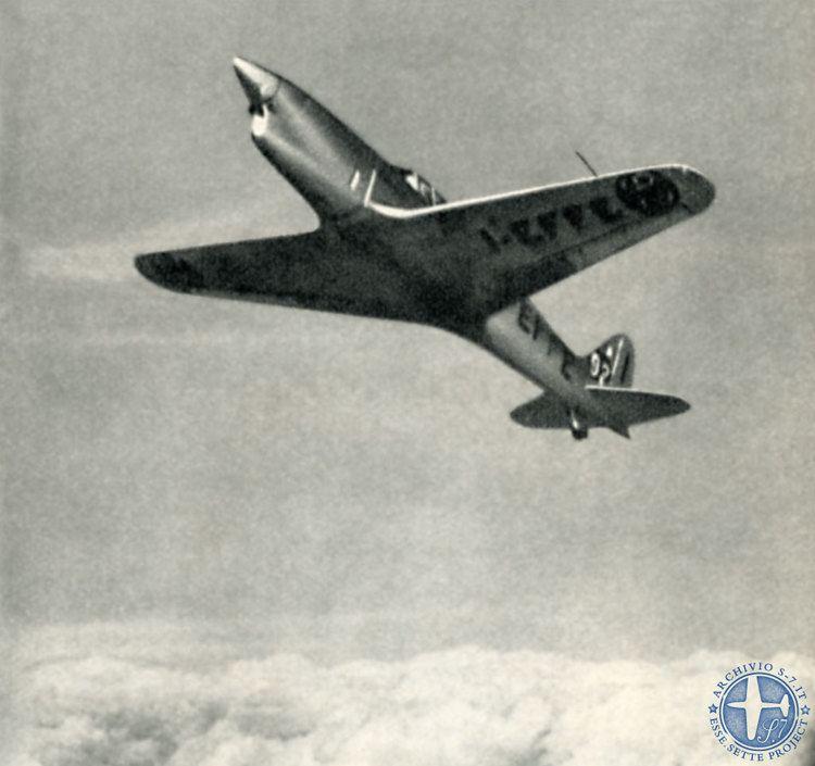 Ambrosini S.7 S7 in the air S7 Project