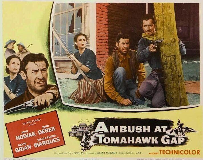 Ambush at Tomahawk Gap Fred F Sears And Ambush At Tomahawk Gap 1953 50 Westerns From