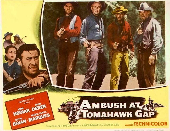 Ambush at Tomahawk Gap Ambush At Tomahawk Gap 1953 50 Westerns From The 50s