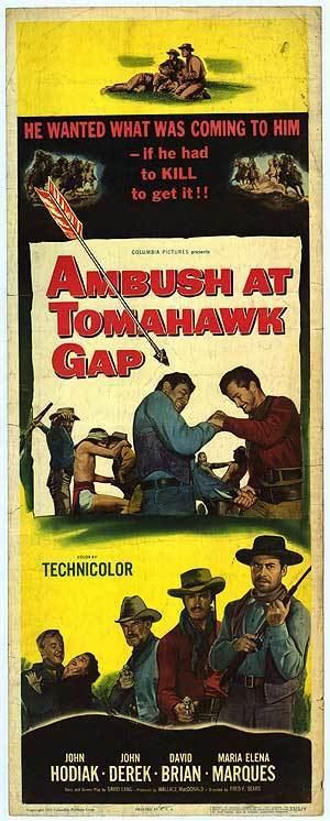 Ambush at Tomahawk Gap Ambush At Tomahawk Gap movie posters at movie poster warehouse