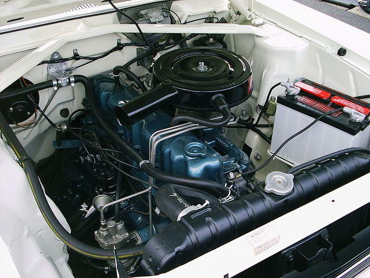 AMC straight-6 engine