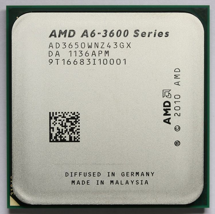 AMD Accelerated Processing Unit