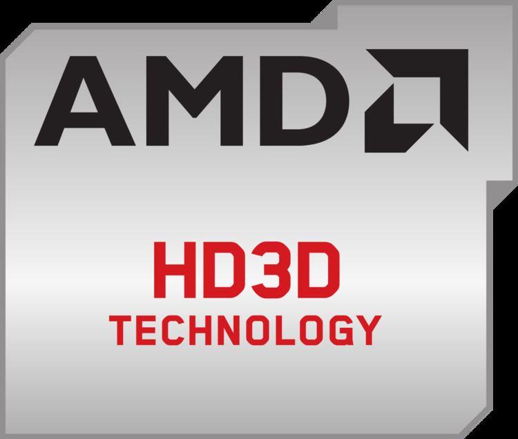 AMD HD3D