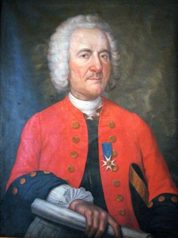 Amédée-François Frézier Amde Franois Frzier 16821773 Le blogcv de JeanYves