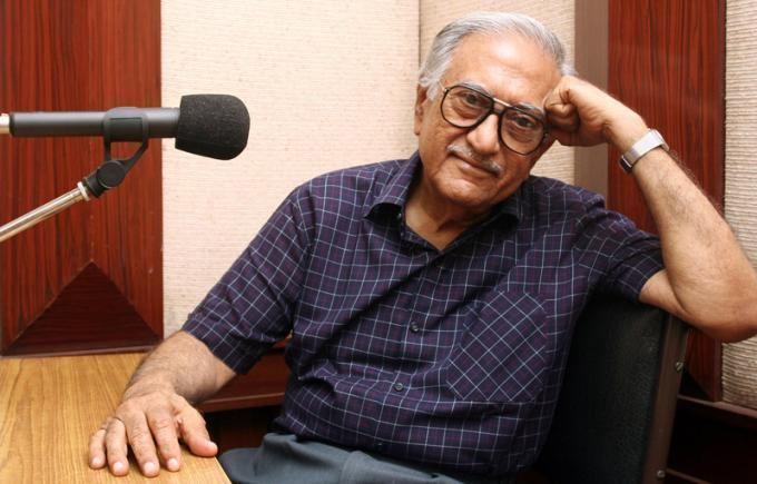 Ameen Sayani Radio as a medium will never die Octogenarian Ameen