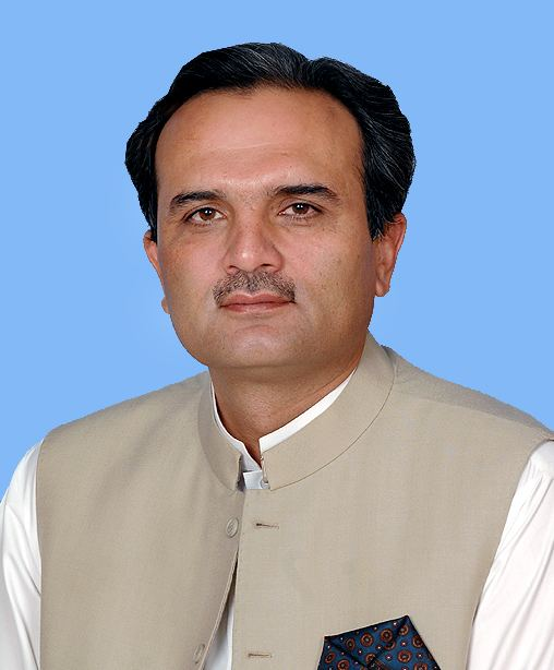 Ameer Haider Khan Hoti National Assembly of Pakistan