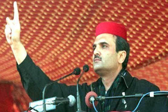 Ameer Haider Khan Hoti Dunya News PakistanCM Hoti survives suicide attack