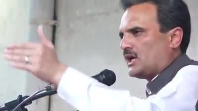 Ameer Haider Khan Hoti Ameer Haider Khan Hoti outstanding speach at Nowshera Jalsa Watch