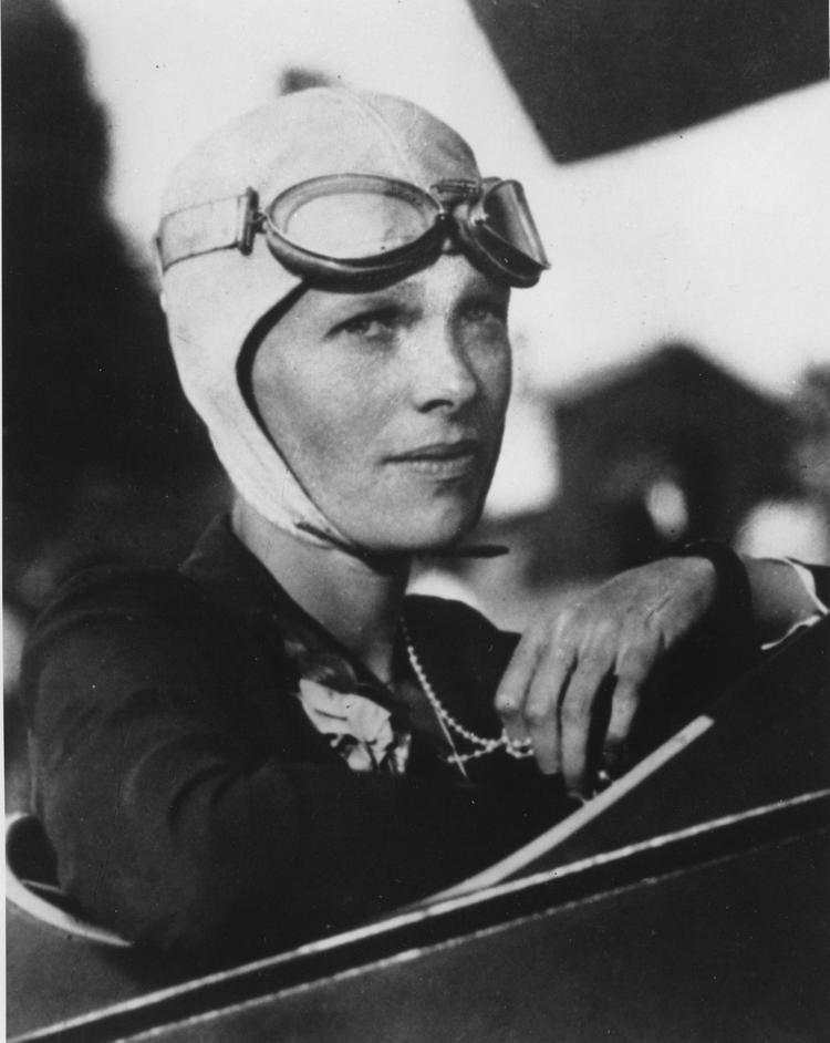 Amelia Earhart Amelia Earhart What mystery She died on Saipan