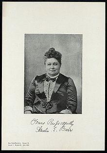 Amelia Edith Huddleston Barr httpsuploadwikimediaorgwikipediacommonsthu