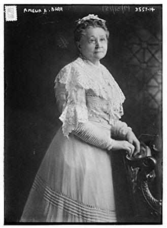 Amelia Edith Huddleston Barr Amazoncom Photo Amelia Edith Huddleston Barr 18311919 British