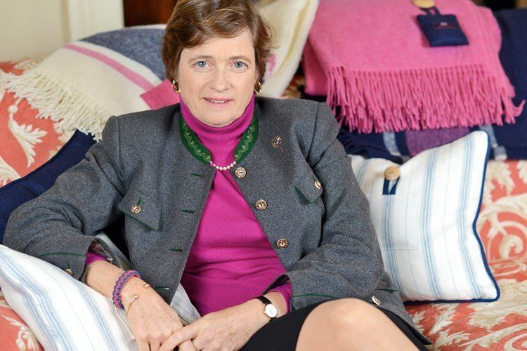 Amelia Fawcett Interview Dame Amelia Fawcett Lady in lavender London Evening