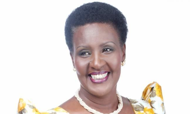 Amelia Kyambadde Pearl of Africa shines Uganda report The Report Company