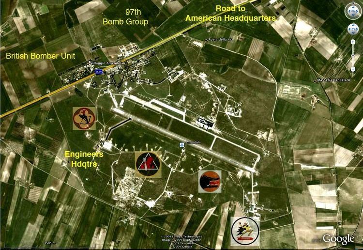 Amendola Italy Map.Amendola Air Base Alchetron The Free Social Encyclopedia
