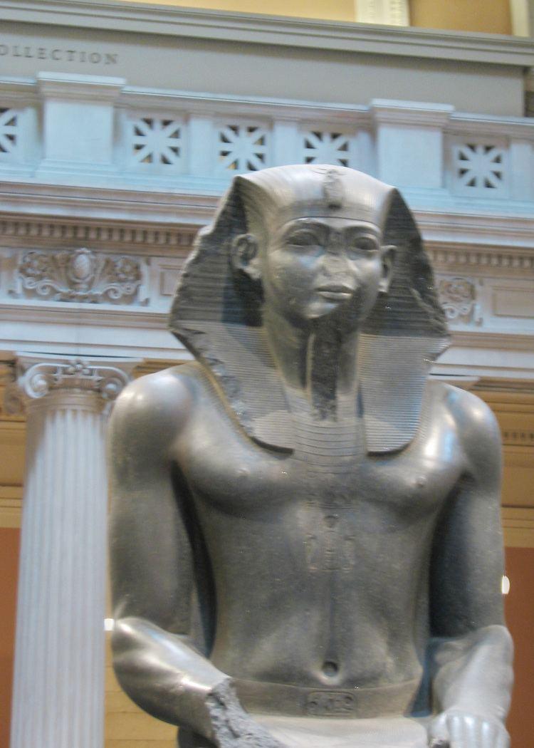 Amenemhat II Huge Statue of Amenemhat II