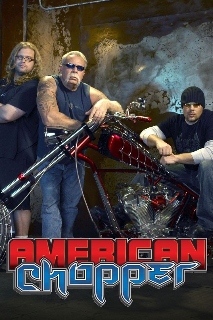 American Chopper s04 Never before seen